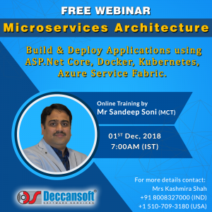 FREE Webinar on Microservices Architecture