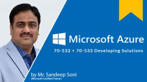 70-533: Implementing Microsoft Azure Infrastructure Solutions