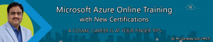 Microsoft Azure Online Training  With New Certifications-bestdotnettraining.com