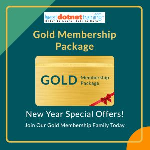 Gold Membership New year Special Offer